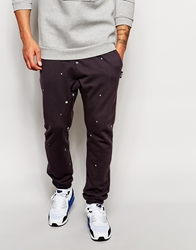 The Cuckoo's Nest Cuckoos Nest Sweat Pants With Embroidery Charcoal