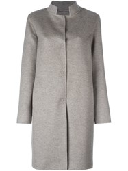 Manzoni 24 Mid Length Coat Nude And Neutrals