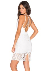 Endless Rose Rangeley Dress White