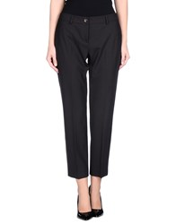Thinple Trousers Casual Trousers Women Black