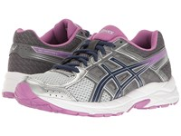 Asics Gel Contend 4 Silver Campanula Carbon Women's Running Shoes
