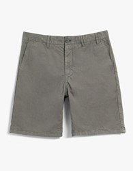Norse Projects Aros Light Twill Shorts Olive