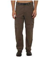 The North Face Paramount Peak Ii Convertible Pant Weimaraner Brown Men's Casual Pants