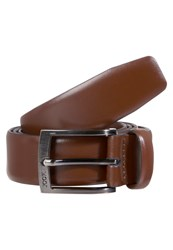 Joop Belt Business Cognac