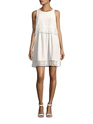 Elizabeth And James Callei Dress Ivory