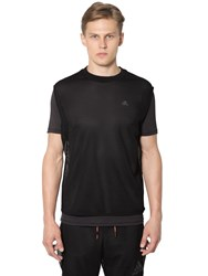 Adidas By Kolor Climachill Mesh Running T Shirt