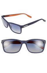 Men's Boss 57Mm Polarized Retro Sunglasses