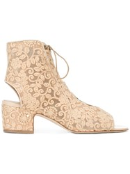 Laurence Dacade Naiade Boots Nude Neutrals