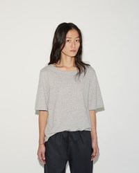 Moderne Drafting Tee Oatmeal Grey