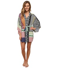 Josie Patch Isles Happi Coat Multi Women's Pajama