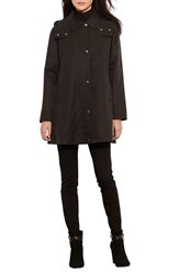 Lauren Ralph Lauren Petite Women's Hooded Raincoat With Liner