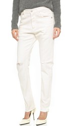 Citizens Of Humanity Corey Relaxed Boy Fit Jeans Distressed Natural
