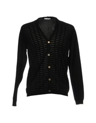 Versace Collection Knitwear Cardigans Black