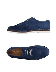 Cantarelli Lace Up Shoes Blue