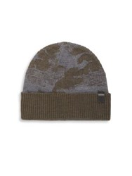 Bickley Mitchell Army Beanie