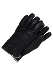 Salomon Gloves Back Black