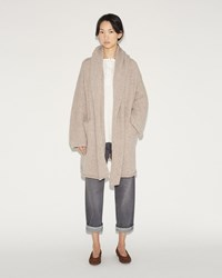 Lauren Manoogian Capote Coat Ecru