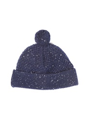 Oliver Spencer Donegal Wool Knit Beanie Hat