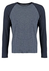 Banana Republic Long Sleeved Top Charcoal Heather Anthracite