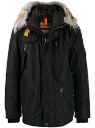 Parajumpers Shell Down Jacket Black
