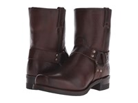 Frye Harness 8R Dark Brown Oiled Vintage Men's Pull On Boots