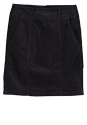 Tom Tailor Pencil Skirt Dark Charcoal Grey Anthracite