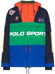 Polo Ralph Lauren Rudby Panelled Patch Detail Jacket 60