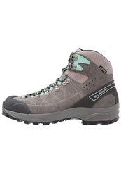 Scarpa Kailash Trek Gtx Walking Boots Titanium Reef Water Grey