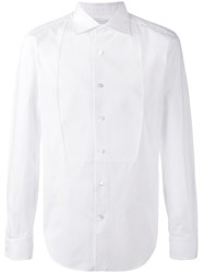 Ermanno Scervino Dinner Shirt White