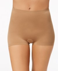 Maidenform Cover Your Bases Firm Control Smoothing Boyshort Dm0034 Caramel