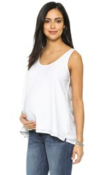 Hatch The Layering Tank White