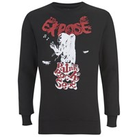 Vivienne Westwood Anglomania Men's Expose Sweatshirt Black