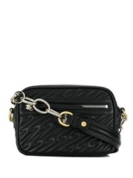 Vivienne Westwood Quilted Camera Bag Black