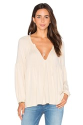 Rachel Pally Rupert Top Cream