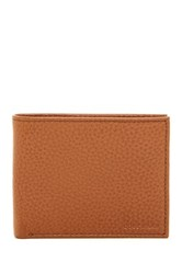 Cole Haan Bifold Leather Wallet Brown