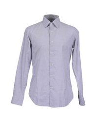 Robert Friedman Long Sleeve Shirts Mauve