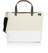 Jack Spade Men's Coated Base Tote Nude