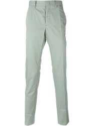 Lanvin Chino Tapered Trousers Grey