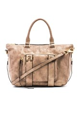 She Lo Next Chapter Satchel Bag Taupe