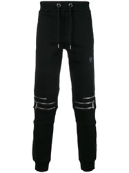 Philipp Plein Slim Fit Sweatpants Black