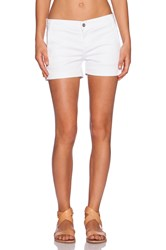 James Jeans Olivia Trouser Short Frost White