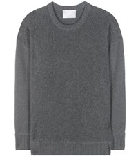 Jason Wu Skye Cashmere Blend Sweater Grey