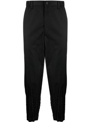 Issey Miyake Crumples Cuff Trousers 60