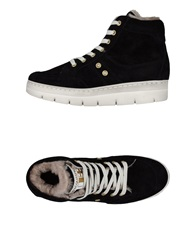 D'acquasparta High Tops And Trainers Black
