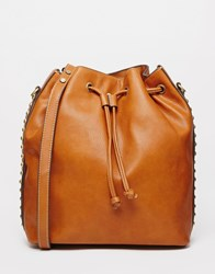 Fiorelli Rossini Drawstring Backpack Tanstuds