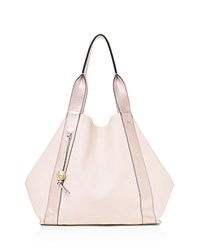 Botkier Baily Reversible Leather Tote Blossom Multi Gold