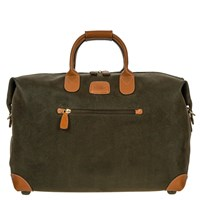 Bric's Life Clipper Small Holdall Olive
