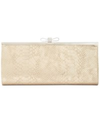 Inc International Concepts Carolyn Exotic Clutch Only At Macy's Gold