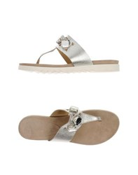 Jeannot Footwear Thong Sandals Women