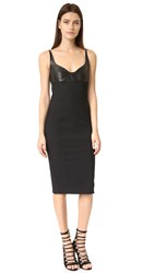 Narciso Rodriguez Sleeveless Dress Black